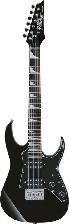 Ibanez GRG miKro Series 3/4 Size Electric Guitars GRG miKro puts out sound way…