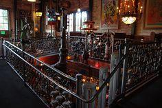 McMenamin's Boiler Room Bar at Kennedy School in Portland, OR