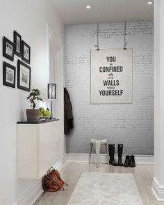 Hey, look at this wallpaper from Rebel Walls, Poster, brick wall! #rebelwalls #wallpaper #wallmurals