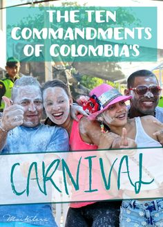 Colombia's biggest carnival celebration is a massive city-wide, non-stop party in Barranquilla on the Caribbean coast.  Here are a few handy tips for surviving this wild multi-day event.   The Mochilera Diaries