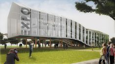 'austrian pavilion' at the expo 2015 in milan, paolo venturella architects