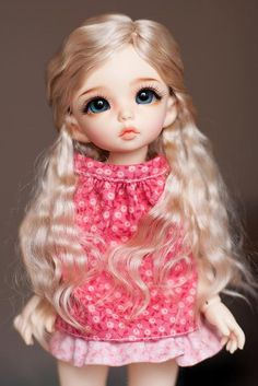 #bjd #fairyland #ante Pukifee-size, I think. Picture credits?