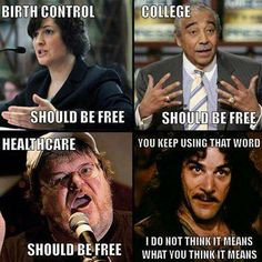 Funny lol -- You Keep Using That Word Daily Funny jokes Liberal Logic, Liberal Hypocrisy, Lol, All Family, I Love To Laugh, True Stories, Just In Case, I Laughed, Thoughts