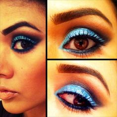 eyes « Welcome to LADY ART LOOKS ❤ liked on Polyvore featuring beauty products, makeup, eye makeup, eyes and beauty