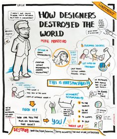 How Designers Destroyed the World by Mike Monteiro