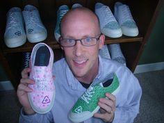 REMYXX sneaker closet!