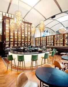 El Nacional: Sitios para tomar la primera copa