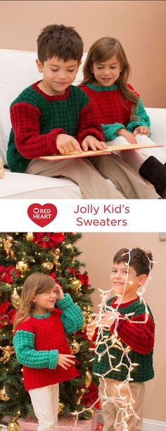 Jolly Kid's Sweaters