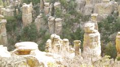 Chiricahua National Park AZ