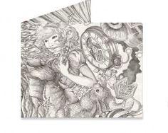 Dynomighty Artist Collective: Wonderland by Winardi Alice in Wonderland