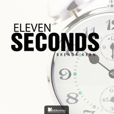 Therefore, if anyone is in Christ, he is a new creation; the old has gone, the new has come...Read More at http://ibibleverses.christianpost.com/?p=16624  #story #seconds #time