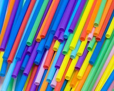 One of the easiest ways to keep plastic out of the landfill is to refuse plastic straws. Simply inform your waiter or waitress that you don't need one, and make sure to specify this when ordering at a drive-thru. Can't fathom giving up the convenience of straws? Purchase a reusable stainless steel or glass drinking straw. Restaurants are less likely to bring you a plastic one if they see that you've brought your own.  Check out some more easy ways you can reduce your plastic waste.
