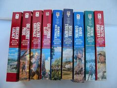Holts an American Dynasty by Dana F Ross - Westerns 9 Books (No Dup's) - #L27