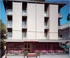 HOTEL GRAZIELLA - Dove Alloggiare - Trova i migliori hotel della Romagna
