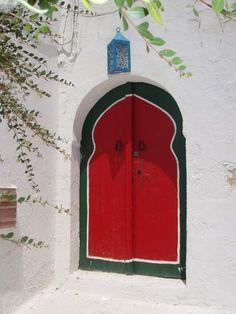 La Pasteque | la porte-pastèque :: Sidi-Bou-Saïd :: Tunis et ses environs ...