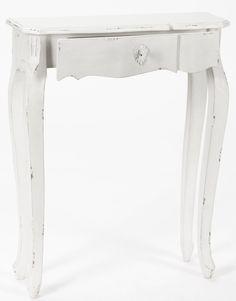 Petit console 1 tiroir Harpe