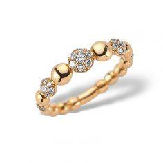 Inel cu diamant LRVA0320 - Inele - Bijuterii cu diamant
