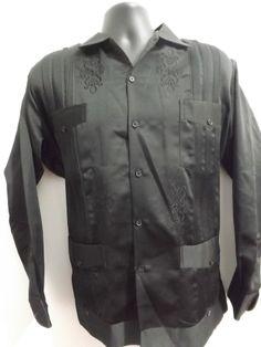 Guayabera shirt  Gran Lider   Mexican wedding shirt #Fashion #Style #Deal