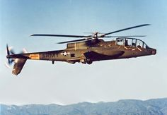 Lockheed AH-56 Cheyenne, attack helicopter, 1967