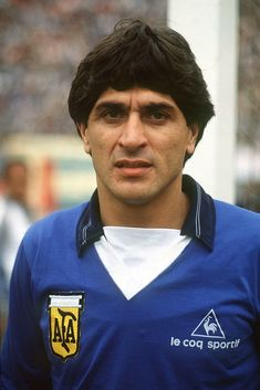 Ubaldo Fillol, Argentina goalkeeper, who played in three World Cups