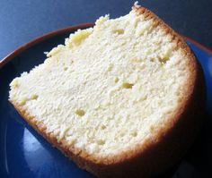 Cream Cheese  Vanilla Pound Cake