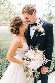 Emily + Sam's Romantic Garden Wedding   Sarah Libby Photography   Inspire Events & Design   J.J. Kelly Bridal Salon   #weddings #weddinginspiration #bridesofok #cuteoklahomacouples #weddingphotography