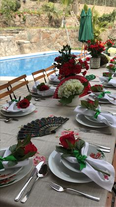 Paella Party, Tapas Party, Spain Theme Party, Spanish Party Decorations, Spanish Themed Party, Flamenco Party, Spanish Dinner, Japanese Party, Mexican Birthday