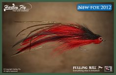2781 Fulling Mill Andino Deceiver Red & Black