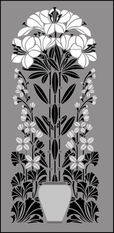 ♔ FLOWER FLOWERS SILHOUETTE SVG MOTIF NO 6 AND OTHER FABULOUS IMAGES, FOLLOW LINK #CRICUT, #CRICUTEXPLORE