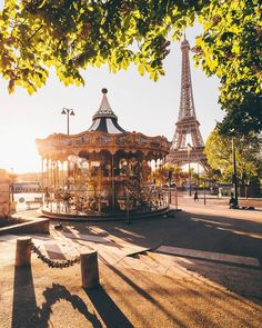 Paris is sure to evoke the romantic (or the kid) in you! www.thetravelstation.com