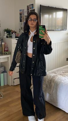 Mode Outfits, Girl Outfits, Fashion Outfits, Looks Pinterest, Fashion Killa, Cute Casual Outfits, Swagg, Look Cool, Aesthetic Clothes
