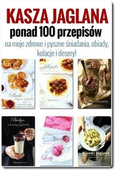Przepisy z kaszą jaglaną<br> Vegan Vegetarian, Vegetarian Recipes, Healthy Recipes, Meals Without Meat, Millet Recipes, Vegan Bread, Polish Recipes, Chili Recipes, Healthy Cooking