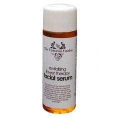 The Victorian Garden Serum Revitalising Flower Therapy Essential Fatty Acids, Essential Oils, Vegan V, Victorian Gardens, Health Shop, Facial Serum, Facial Treatment, My Beauty, Therapy