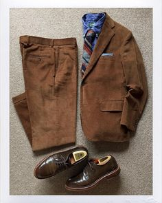 The.Daily.Obsessions — Today's Outfit. #BrooksBrothers Own-Make...