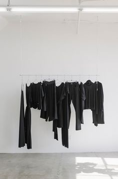 A review of Shaina Mote's clean pared down collections wouldn't typically be associated with a youthful designer, but once you've met the woman herself it all makes sense.