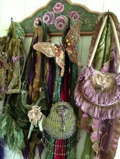 Boho coat rack. Please like http://www.facebook.com/RagDollMagazine and follow @RagDollMagBlog @priscillacita