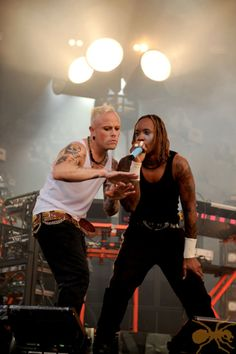 The Prodigy,Keith Flint and Maxim Music Artists, Rock N Roll, First Love, Concert, Celebrities, Fan, Stars, Stuff Stuff, Celebs