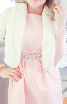 Wear Your Faux Fur Femininely | J'adore Lexie Couture