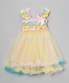 Cheap baby princess dress, Buy Quality baby girl christening dresses directly from China baby smock dress Suppliers: 	Multicolor Satin Chevron Dress Baby to Girl Easter Spring Dress ( 5 Pieces / lot )	  	Gilr's Lace or Satin Ru