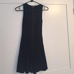 Topshop dress Topshop zipper front dress Topshop Dresses Mini