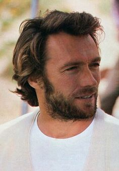 Clint Eastwood 1976. Wow, what a handsome specimen!!! Love Clint ...