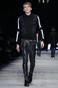 Diesel Black Gold Menswear Collection Fall Winter 2014 Florence - NOWFASHION