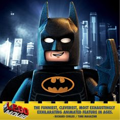 #TheLEGOMovie (2014) Movie Review #film