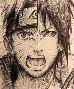 "11.6k Likes, 125 Comments - Naruto Uzumaki | ℳ/w Luix ❤️ (@naruto.bakayaro) on Instagram: ""Rate this drawing 1/10! ❤️ All credits to @albin_smaili97"""
