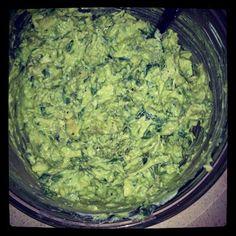 Clean Eating Avocado Chicken Salad