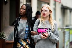 London Fashion Week September 2014