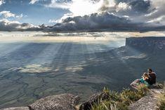 Monte Roraiama - Serra de Pacaraiama - BR/VE/GU