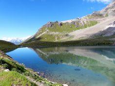 le # lac des Moutons