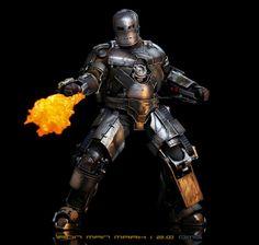 Hot Toys Iron Man Mark I 2.0