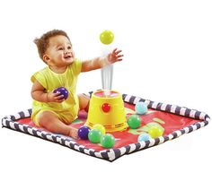 Buy Chad Valley Floating Ball Fun Zone at Argos.co.uk, visit Argos.co.uk to shop online for Baby activity toys, Baby toys, Baby and nursery Baby Activity Toys, Infant Activities, Little Tikes, Kids Hands, Creative Play, Learning Toys, Imaginative Play, Argos, Fine Motor Skills